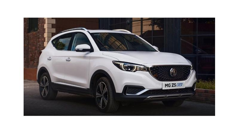 MG ZS EV to be unveiled in India on 5 December