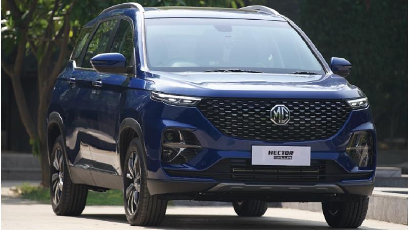 MG opens bookings for Hector Plus; India launch later this month