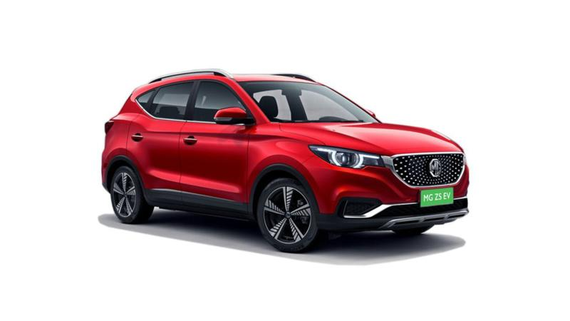 MG Motor India launches 2021 ZS EV at Rs 21 lakh