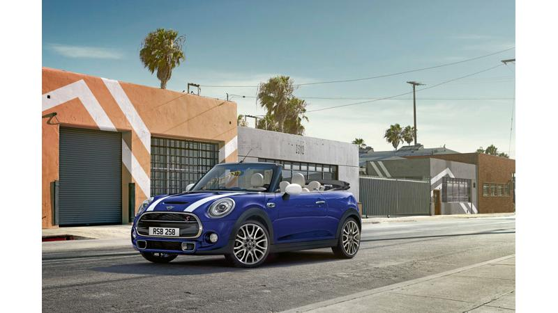 New 2018 MINI Cooper detailed