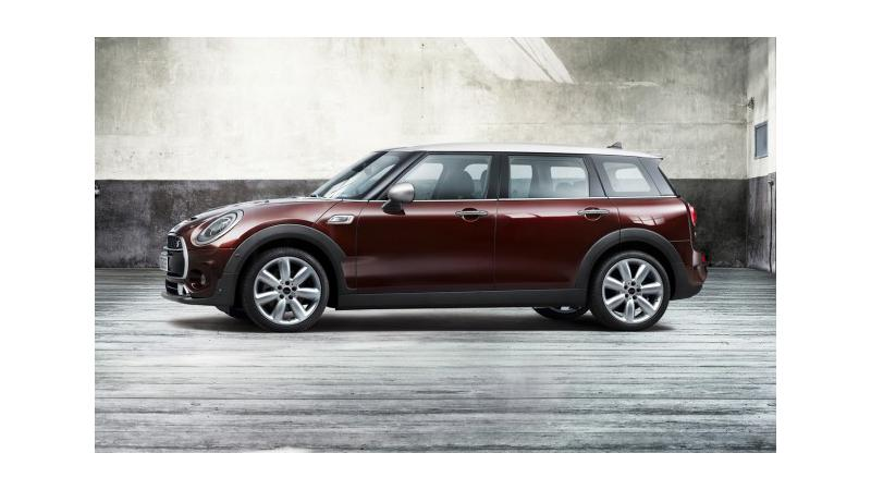 Mini Clubman India launch on December 15