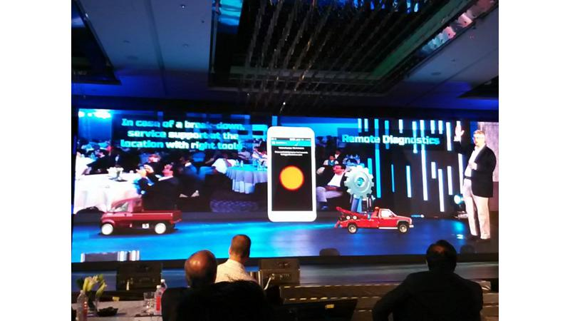 DigiSense is Mahindra's new vehicle connectivity platform
