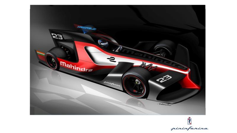 Mahindra Racing Release Future Formula E Designs