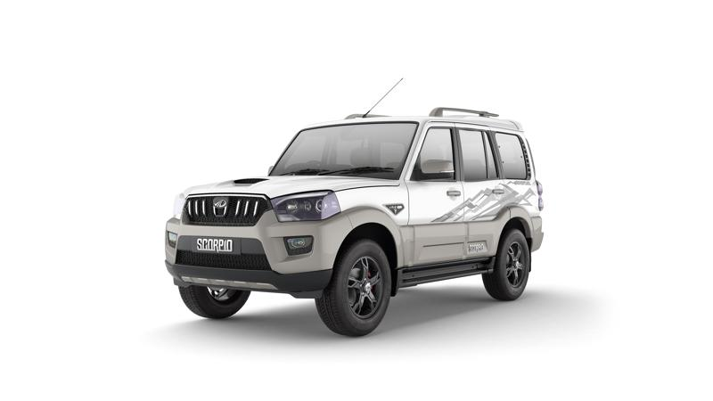 Mahindra Scorpio Adventure limited edition launched at Rs 13.07 lakh