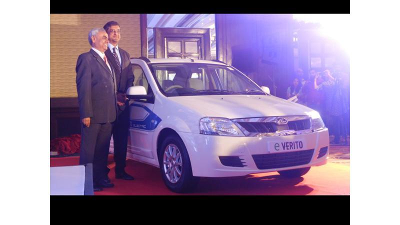 Mahindra e-Verito launched at Rs 9.50 lakh