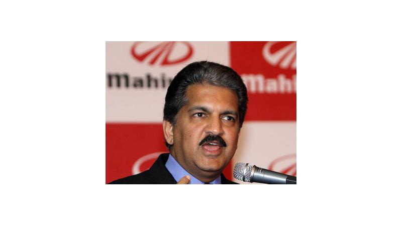 Anand Mahindra ranked 3 in the worldwide listing of 'Top 30 CEOs on Social Media'