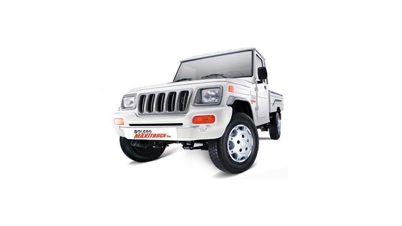 Mahindra Bolero Maxi Truck Plus pick-up launched at Rs. 4.33 lakh (ex-showroom Mumbai)