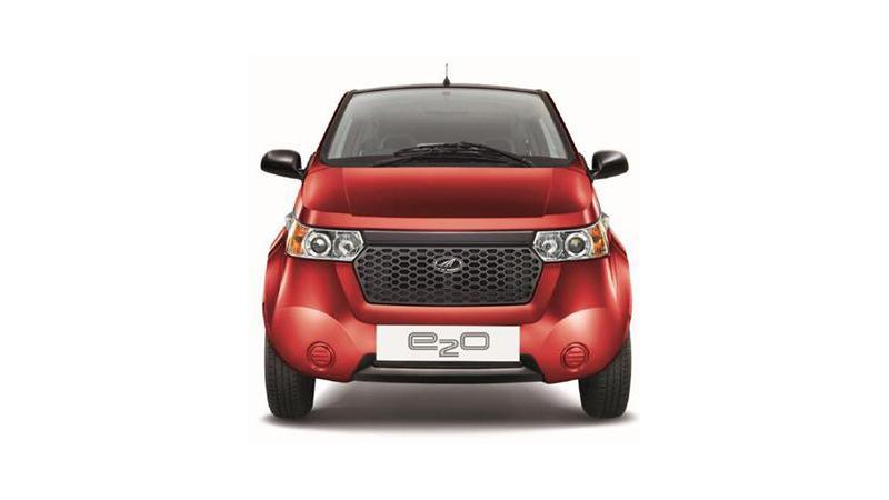 Mahindra Reva E2O to usher a new segment