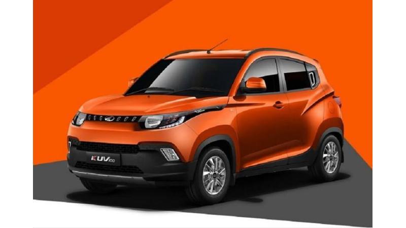 Mahindra KUV 100 to get cosmetic updates