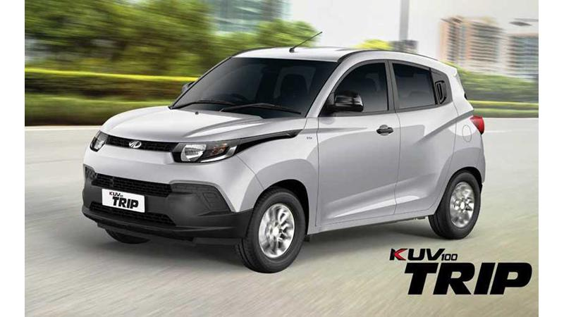 Mahindra launches KUV100 Trip with CNG option at Rs 5.16 lakhs