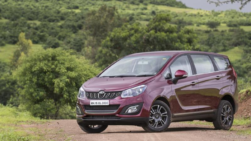 BS6 Mahindra Marazzo expected to be launched soon