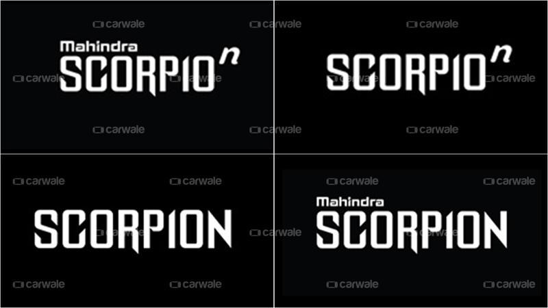 Mahindra trademarks new names for the upcoming Scorpio