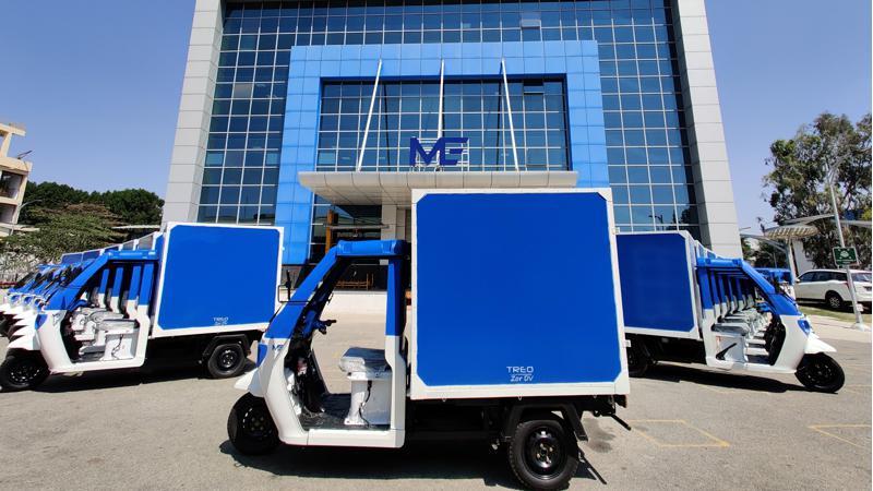 Mahindra Treo Zor electric delivery vehicle crosses 1,000 sales milestone