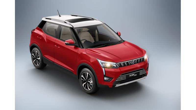 Mahindra XUV300 petrol with AutoSHIFT transmission launched at Rs 9.95 lakh