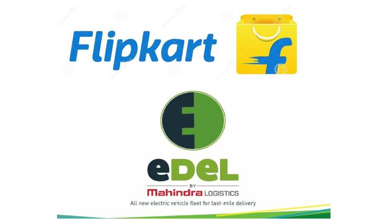 Mahindra Logistics and Flipkart tie-up with for EV deployment