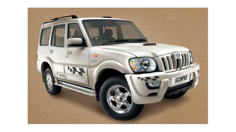New Special Edition Scorpio against recently launched Nissan Terrano
