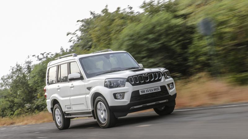BS6 Mahindra Scorpio online bookings commence