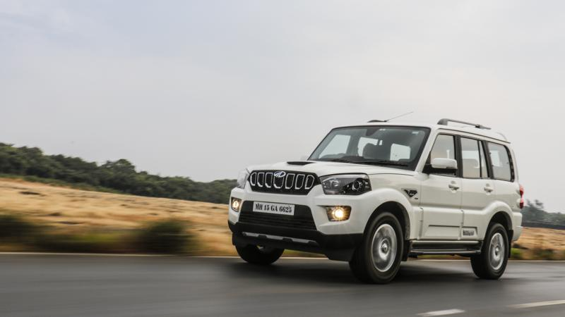BS6 Mahindra Scorpio prices start at Rs 12.40 lakh