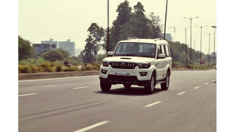 Mahindra working on a new-generation Scorpio