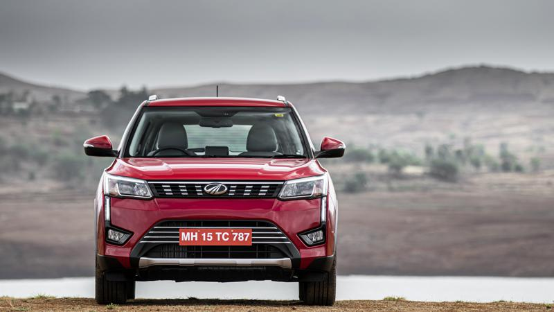 Mahindra car offers in May 2020