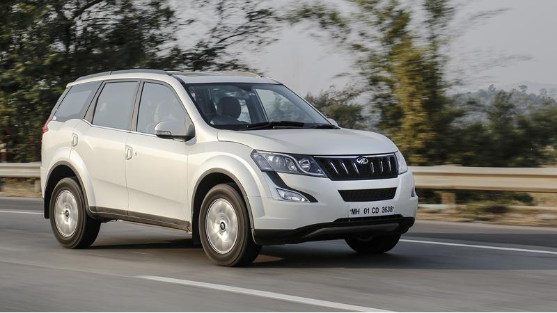 Mahindra updates XUV500 with new features