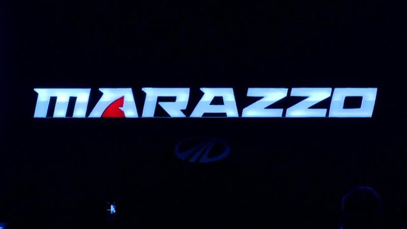 Mahindra U321 to be called the Marazzo