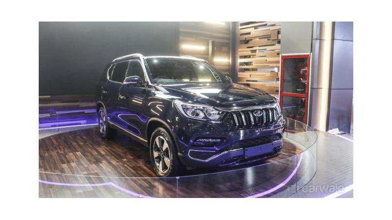 Mahindra Alturas name trademarked for new SUV