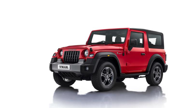 Mahindra launches all new 2020 Thar in India at Rs 9.80 lakh