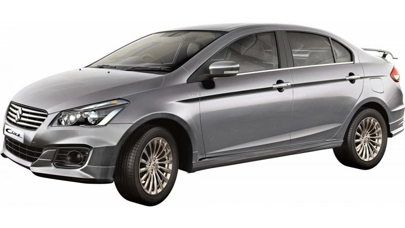 Maruti Suzuki Ciaz achieves one lakh sales landmark