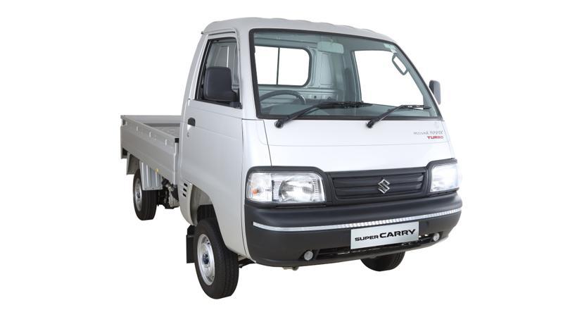 Maruti Suzuki launches Super Carry LCV in select markets