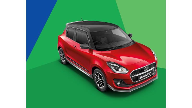 New Maruti Suzuki Swift exterior accessories listed