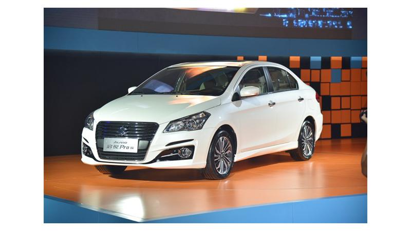 Facelift Ciaz launched in China; India launch in mid-2018