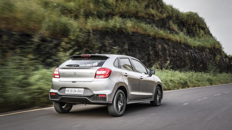 Will the Maruti Suzuki Baleno get the same updates found in the 2018 Ciaz