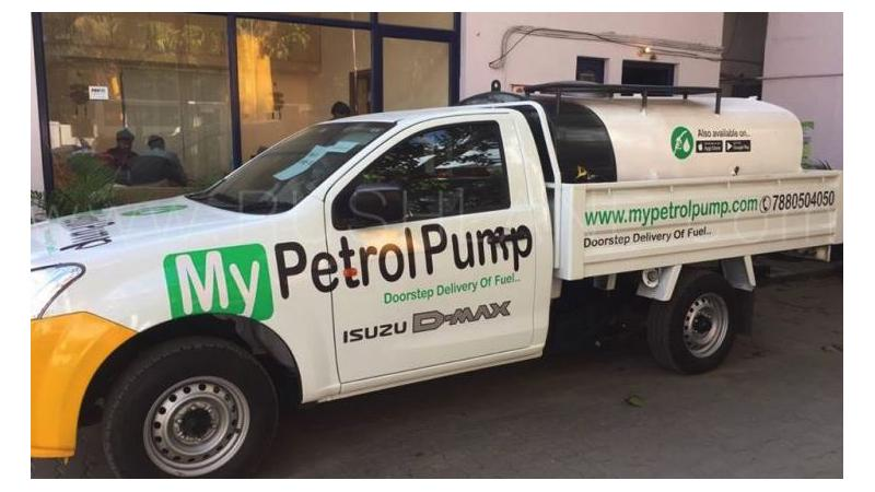 Bengaluru gets home delivery service for fuel