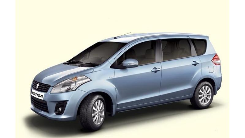Maruti Suzuki introduces CNG variant of Ertiga for Rs. 6.5 lakh
