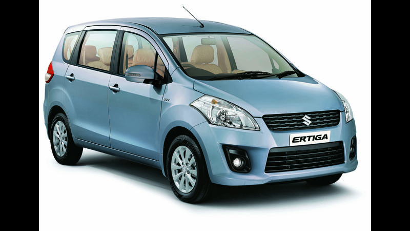 The success stories scripted by Ertiga and Swift in India