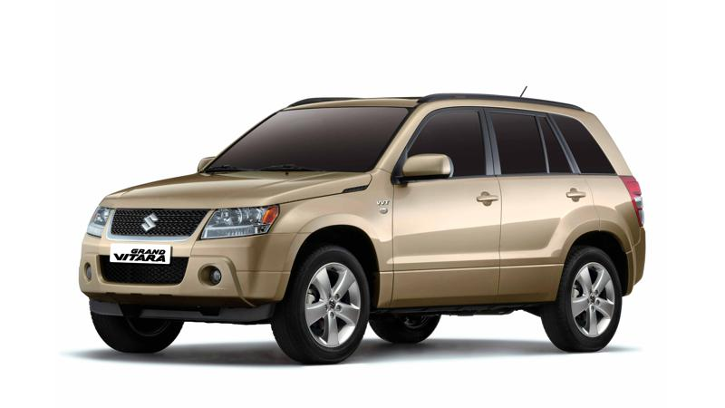 Suzuki launches 2013 Grand Vitara in Japan; gives it a new name 'Escudo'