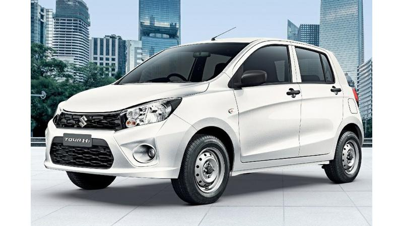 Maruti Suzuki Celerio Tour H2 launched at Rs. 4.21 lakh