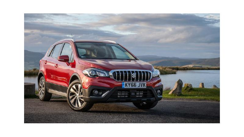 Maruti Suzuki accepts bookings for the S-Cross facelift