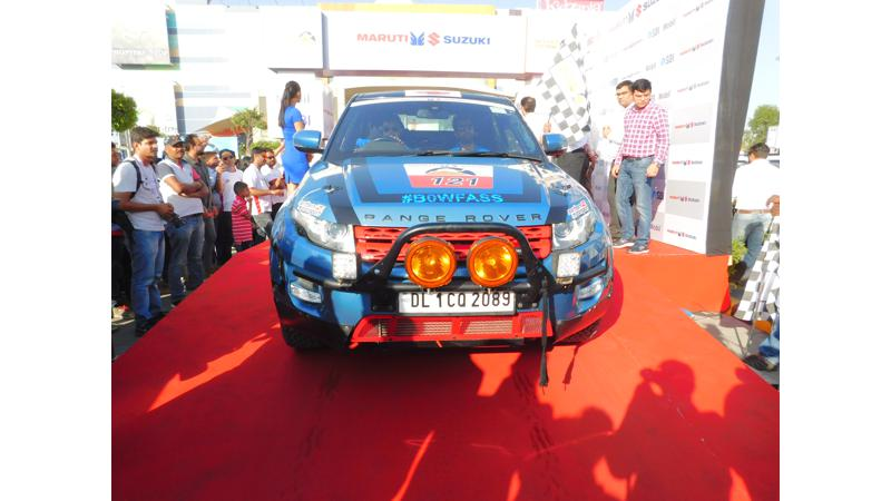 Maruti Suzuki Desert Storm, India's longest motorsport rally flagged off today