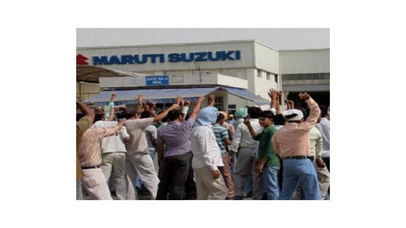 Maruti Suzuki threatens to shut down the Manesar plant