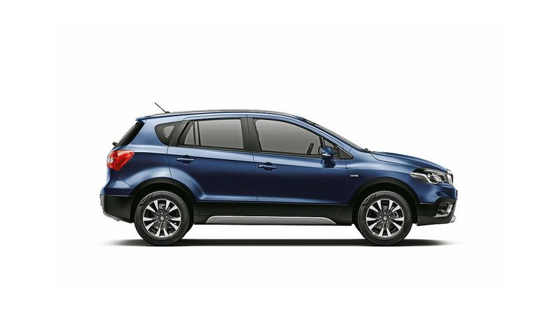 Maruti Suzuki reveals variants and interior details for the new S-Cross