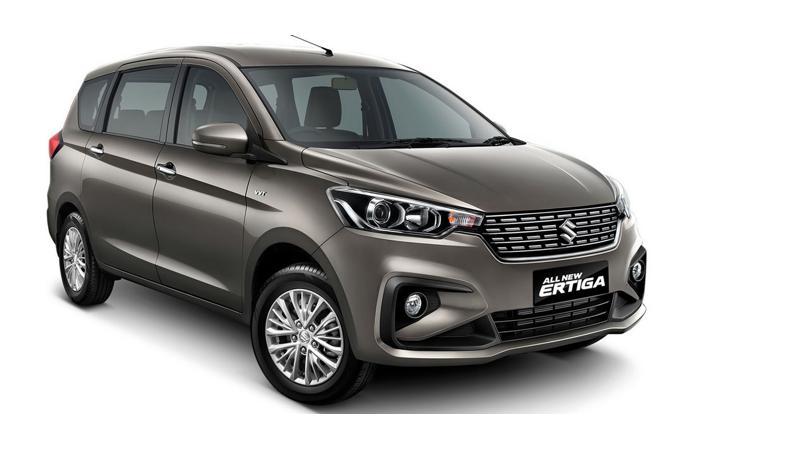 Maruti Ertiga variants revealed ahead of next week's launch
