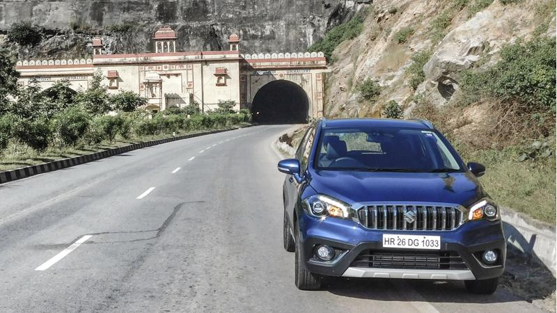 Maruti Suzuki launches the new S-Cross at Rs 8.49 lakhs
