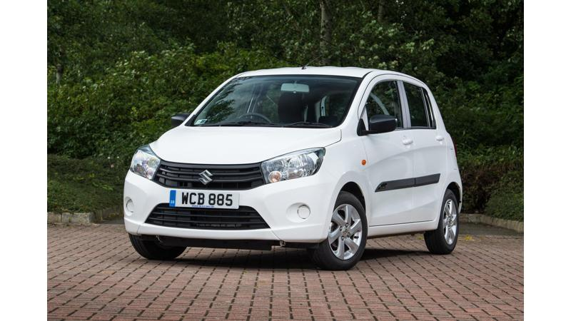 Suzuki UK reveals new limited edition of the Celerio