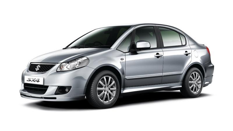 Launch of facelift Maruti Suzuki SX4 seems around the corner