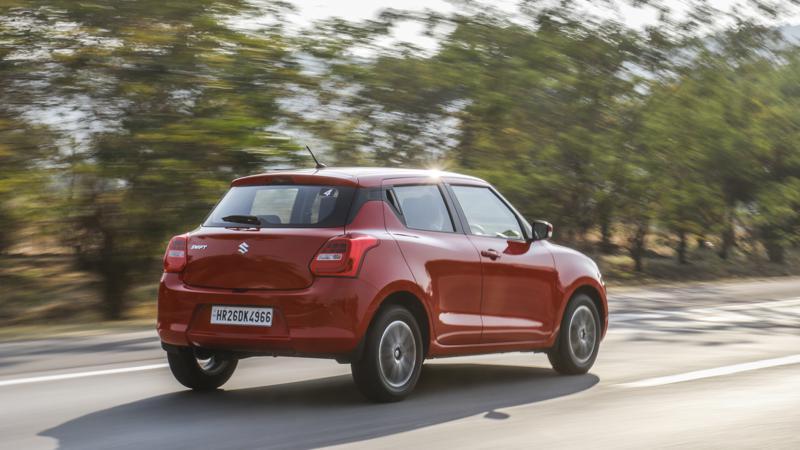 Third-generation Maruti Suzuki Swift hits one lakh sales number in 145 days