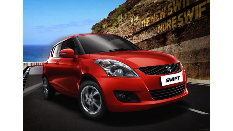 Facelift model of Maruti Suzuki Swift to soon launch in India
