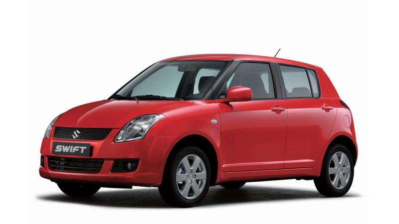 Schaeffler introduces a Maruti Suzuki Swift-based concept car