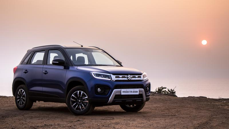 Maruti Vitara Brezza Is The Bestselling Compact Suv In India In July 2020 Cartrade